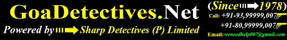 goa detectives logo